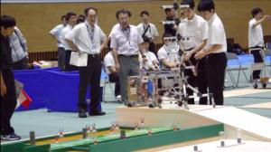 第25回全国高等学校ロボット競技大会秋田予選について